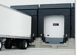 Автоматические пожарные ворота 1-го типа для гаража